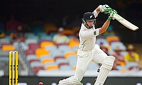 Pink ball easier to spot while batting than fielding - Martin Guptill