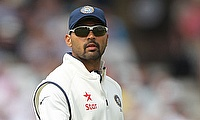 ICC fines Murali Vijay for showing dissent