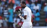Brathwaite, Blackwood give West Indies the edge on day one