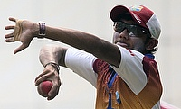 Devendra Bishoo sustains shoulder injury in practice session