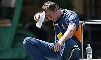 Peter Siddle misses out on training ahead of Sydney Test