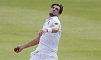 Steven Finn blames Newlands backdrop for missed catches