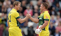 Australia chase down another 300+ score to go 2-0 in the series