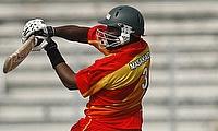 Bangladesh go 1-0 up despite Hamilton Masakadza fifty