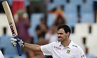 England strike back after Stephen Cook century