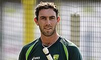 Glenn Maxwell hopeful of playing Adelaide T20I