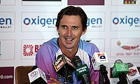 Brad Hogg will play for the Libra Legends in the MCL 2016.