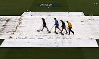 Unrelenting rain washes out second ODI in Napier