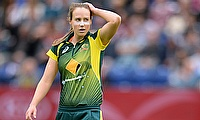 Ellyse Perry was in outstanding all-round form in the third and final ODI