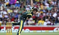 Joel Paris replaces Kane Richardson for final ODI against New Zealand