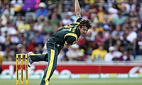 Joel Paris replaces Kane Richardson for final ODI against New Zealand