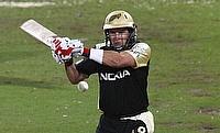 Brad Hodge blitz boosts Peshawar Zalmi to top of table