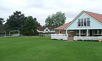 Around the Grounds - Cricket Nets Begin - 19th Feb