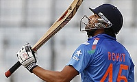 Rohit, Nehra set up easy win for India in Asia Cup opener
