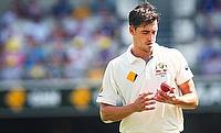 Mitchell Starc targets Sri Lanka tour for return from injury