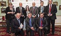 Last year's award winners