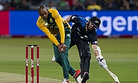 Phangiso suspended after bowling action deemed illegal in testing