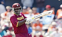 Sammy, Nurse cameos secure three-wicket win for West Indies