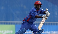 Mohammad Shahzad scored a blistering 61 off just 39 deliveries for Afghanistan.