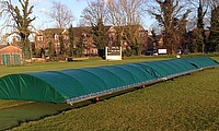 Durant mobile covers in operation at Leighton Buzzard CC