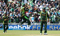 Saeed Ajmal (centre) and Misbah-ul-Haq (right) are among the cricketers ICA have helped recently