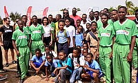 The Chris Gayle Academy in Jamaica