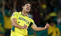 Mitchell Starc last played for Australia in November 2015.