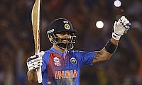 Virat Kohli named captain of the team of the ICC World T20