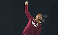 Sunil Narine bowling action cleared