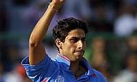 Ashish Nehra out for a couple of games with groin injury