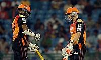 Bhuvneshwar Kumar, David Warner decimate Gujarat Lions