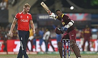 Ben Stokes criticises Marlon Samuels reaction to World T20 win