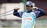 Kaushal Silva hospitalised after being struck on the head