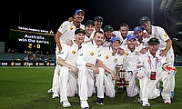 Australia increase their hold on number one position in latest ICC Test rankings