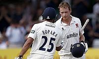 Mickleburgh, Westley smash tons as Sri Lanka struggle on day two