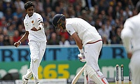 Back injury ends Dushmantha Chameera's England tour