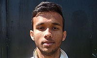 Kibreeth Rameez, who scored his highest score for the club this weekend