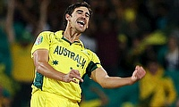 Fully fit Mitchell Starc ready for international return