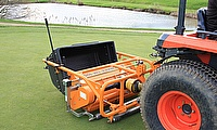 The SISIS TM1000 has put Greetham Valley Golf Course in full control