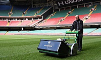 Lee Evans says the Dennis G860 is the 'perfect' machine for the Principality Stadium
