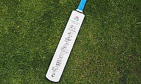 Bat signed by Lancashire squad in fund-raising auction