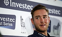 Stuart Broad in the mix for Champions Trophy spot - Trevor Bayliss
