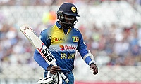 Angelo Mathews has scored 73 runs and picked two wickets in the first game against England.