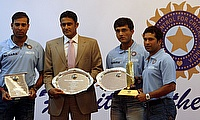 BCCI appoint Anil Kumble as head coach for one-year term