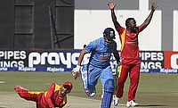 ICC clears Brian Vitori's bowling action