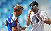 James Anderson in doubt for first Test against Pakistan