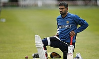 Lahiru Thirimanne returns home with back injury