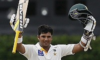 Azhar Ali scored 145 on the opening day for Pakistan.