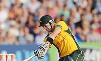 Riki Wessels struck a 17-ball half-century as Notts Outlaws hammered Worcestershire Rapids