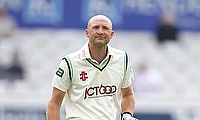 Adam Lyth struck a century as Yorkshire enjoyed a good day at The Oval